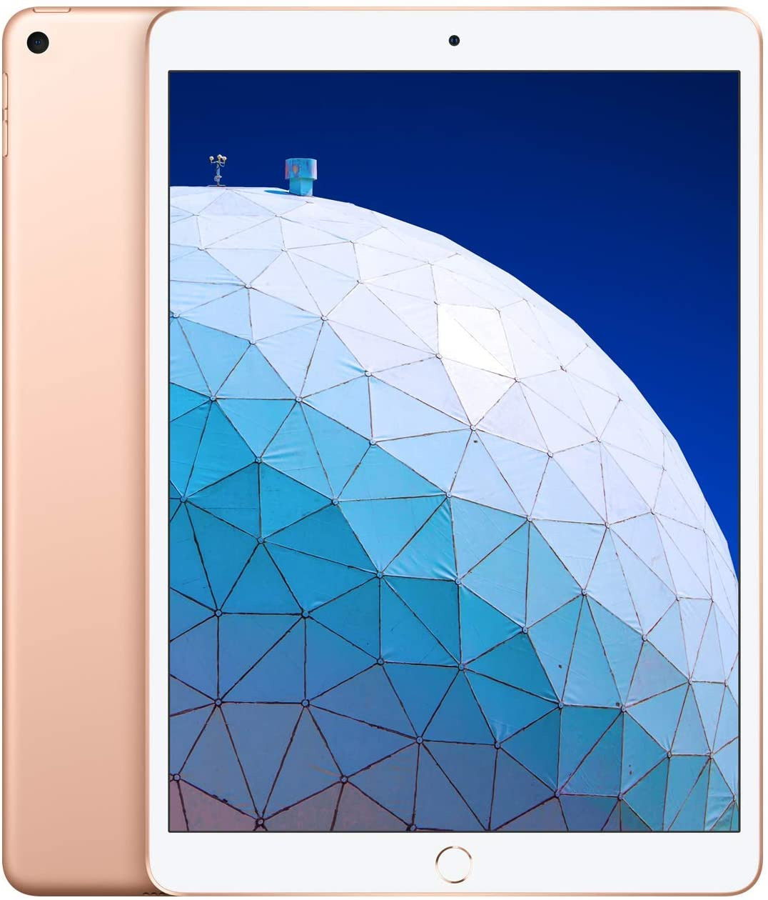 Apple iPad Air (de 10,5 pulgadas y 64 GB con Wi-Fi) - Oro (Ultimo Modelo)