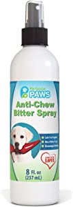 Particular Paws Anti-Chew Bitter Spray for Dogs - Tea Tree Oil to Help Soothe