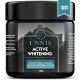 Activated Charcoal Teeth Whitening Powder Natural Teeth Whitening Toothpaste Activated Charcoal Toothpaste for Tooth…