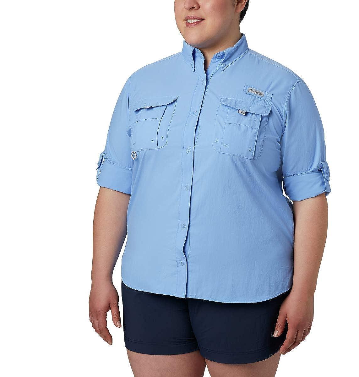Columbia Damen Womens Bahama/™ Long Sleeve Bahama Long Sleeve