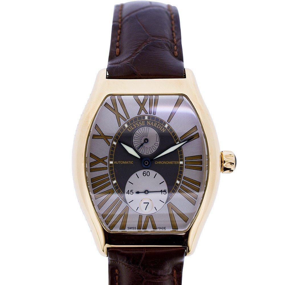 Ulysse Nardin MichelAngelo automatic-self-wind mens Watch 278-66 (Certified Pre-owned)