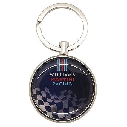 Williams F1 de Martini Racing Equipo Llavero Oficial Nuevo ...