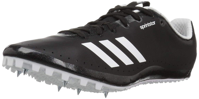 buy popular edff1 7372e Amazon.com   adidas Women s Sprintstar W Women s Running Shoes with Spikes    Road Running
