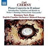 Carl Czerny: Piano Concerto in D minor [Rosemary Tuck; English Chamber Orchestra; Richard Bonynge] [Naxos: 8573688]