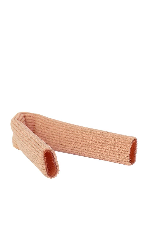 Kaps Protectube Zehenspreizer, Zehenteiler aus Gel und Mikrofaser, Zehenschützer für angenehmes Laufen - verschiedene Größen