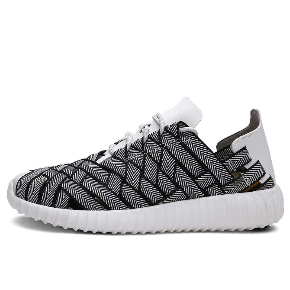 Maylen Hughes Paar Schuhe, Sommer Sportschuhe, Outdoor Atmungsaktive Damenschuhe, Handgewebte Schuhe, Rutschfeste Tragbare Casual Herrenschuhe
