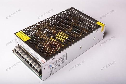 aftertech® Cargador 24 V DC 10 amperios 10 de alta calidad ...