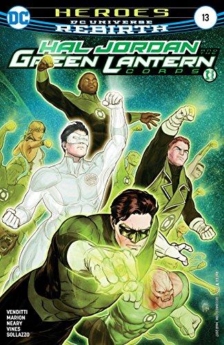 Hal Jordan and The Green Lantern Corps (2016-) #13 (Hal Jordan & The Green Lantern Corps (2016-))