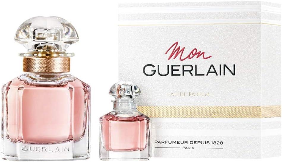 Estuche Mon Guerlain Mujer Perfume Eau de Parfum 30 ml + 5 ml For Woman GIOSAL: Amazon.es: Belleza