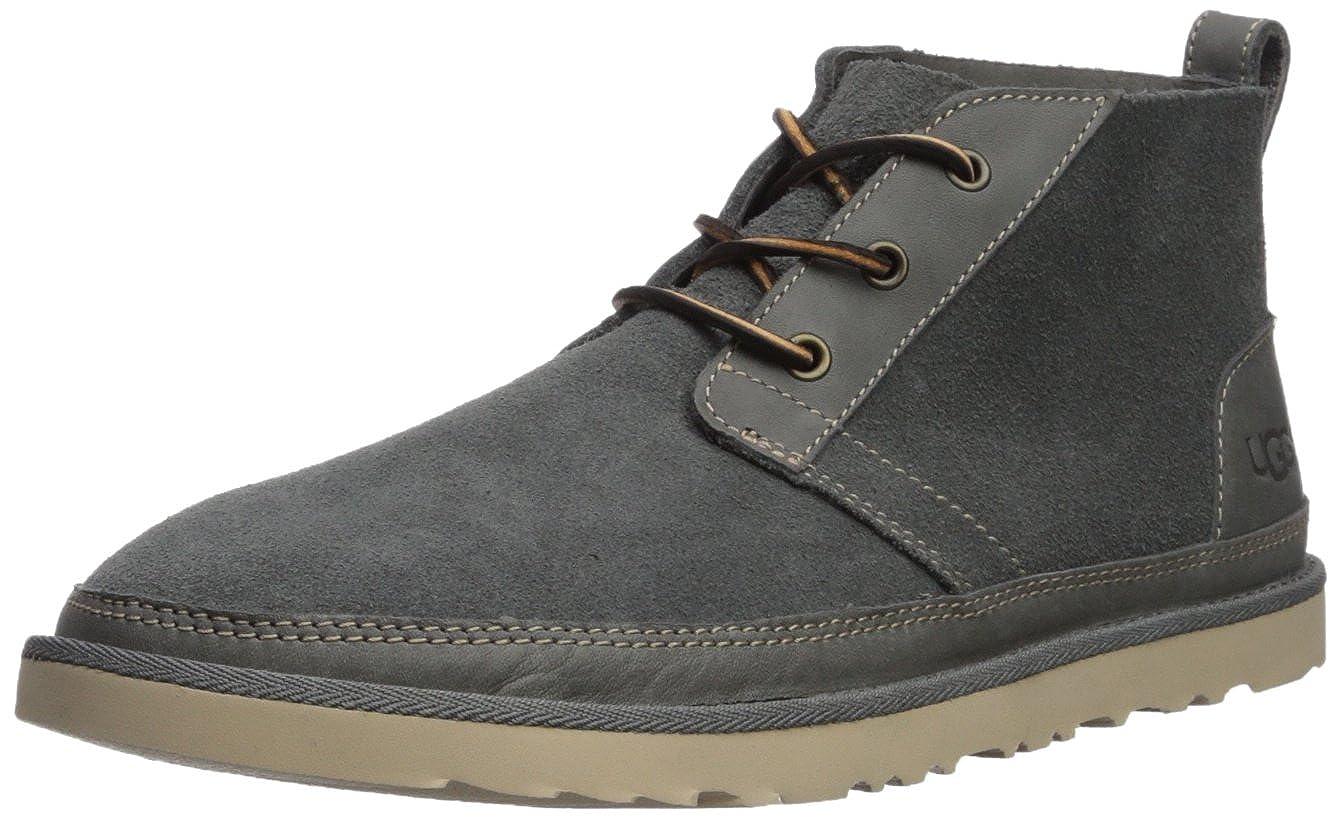5a12458215a UGG Men's Neumel Unlined Leather Sneaker
