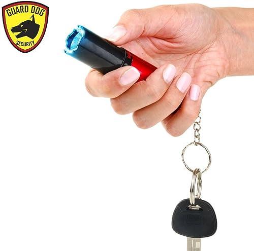 Guard Dog Security Electra Fake Lipstick LED Stun Gun Red 3 Million Volts SG-GDE3000RD