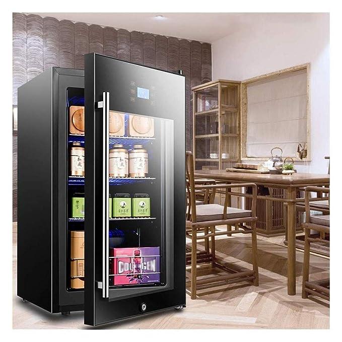 DHINGM Neveras de Vino for Las Botellas de Vino, refrigeradores y ...