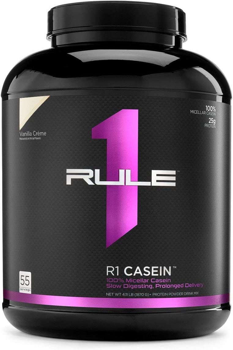 Rule1 R1 Casein Protein (4lbs) 1820 g