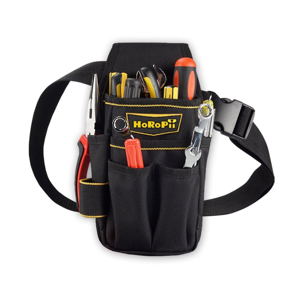 HoRoPiiプロ職人匠仕様 作業用 工具袋 腰袋