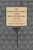 img - for The Pennsylvania-German in the Revolutionary War, 1775-1783 (Metalmark) book / textbook / text book