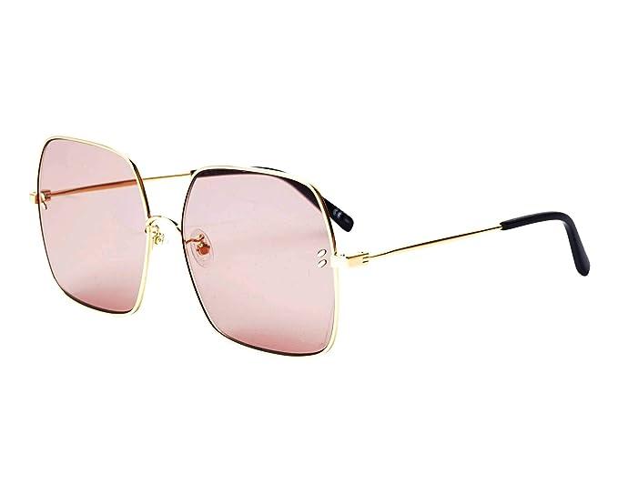 Stella McCartney - Gafas de sol - para mujer Amarillo dorado ...