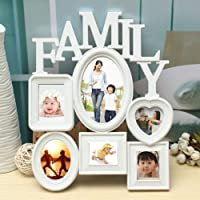Conbo Family Photo Frame Collage Picture Frame handing Pictures Holder Display Home Decor