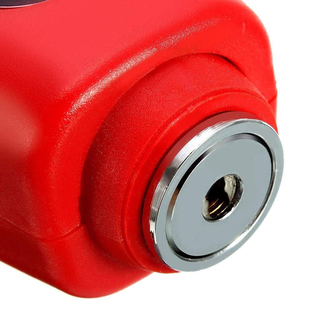 yanana Motorcycle//ATV//Handlebar Grip Lock Anti-theft Brake Lever Security Lock Throttle Grip Lock