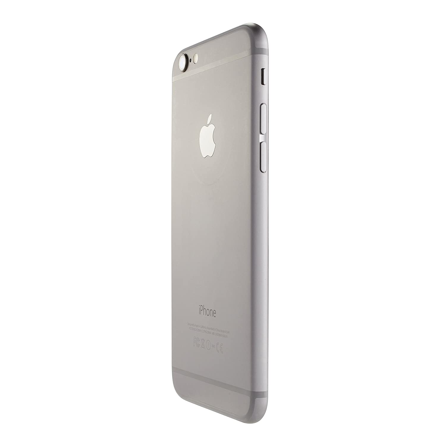 Apple Iphone 6 Att 64gb Space Gray Refurbished Refrubish Free Tempered Glass Cell Phones Accessories