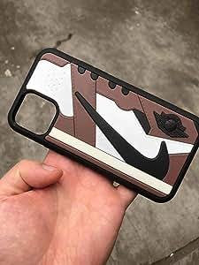Amazon.com: New iPhone Shoe Cell Phone Case TravisS x Jordan ...