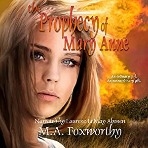 The Prophecy of Mary Anne Audiobook