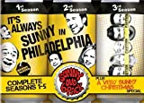It's Always Sunny in Philadelphia: Complete Seasons 1-5 + A Very Sunny Christmas Special by 20th Century Fox