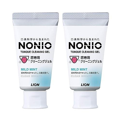 ライオン NONIO 舌専用クリーニングジェル