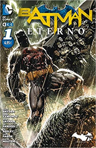 Batman Eterno (O.C.): Batman Eterno núm. 01