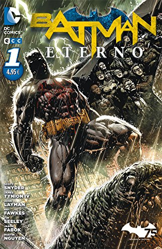 Descargar Libro Batman Eterno : Batman Eterno Núm. 01 Scott Snyder