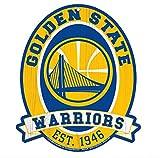 Golden State Warriors Wood Sign 11'' x 13'' NBA