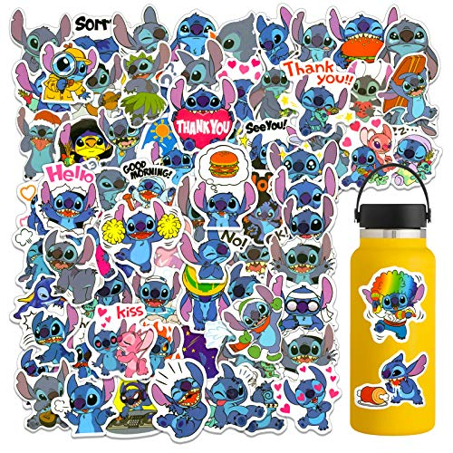 Cartoon Stickers Pack 100 pcs