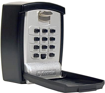 a840b71f5403 KeyGuard SL-590 Punch Button Key Storage Wall Mount Lock Box