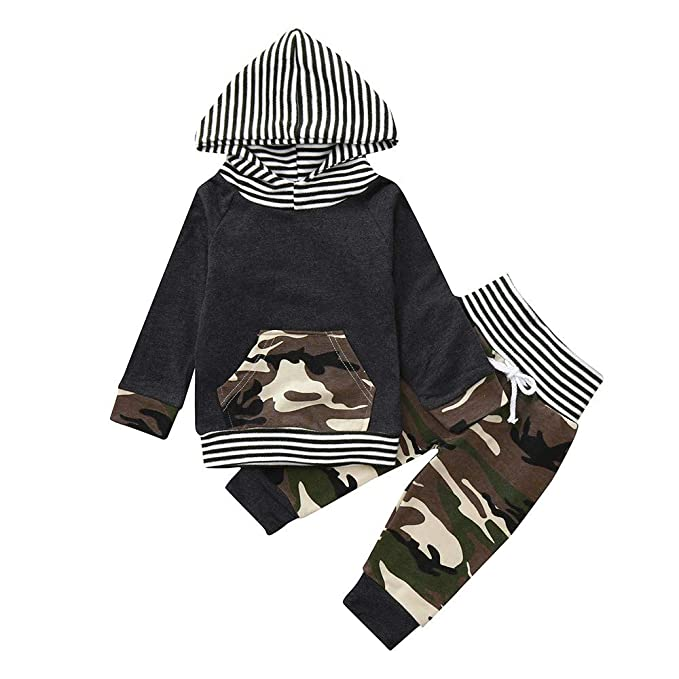 7da61c8497f76 Zerototens Baby Boys Clothing Set,0-24 Months Newborn Infant Kids Clothes  Long Sleeve