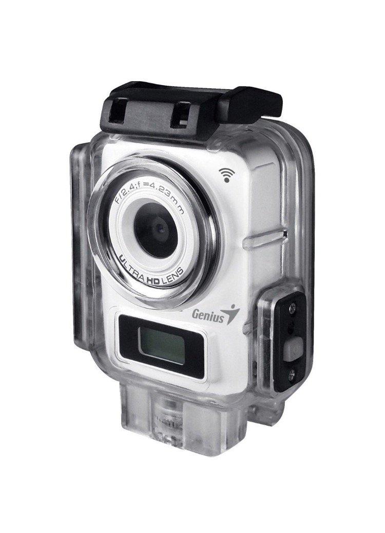 Genius Life-Shot FHD300 Mini Wi-Fi Action Camera Full HD 1080p