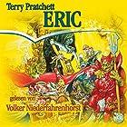 Eric (Scheibenwelt 9) Hörbuch von Terry Pratchett Gesprochen von: Volker Niederfahrenhorst