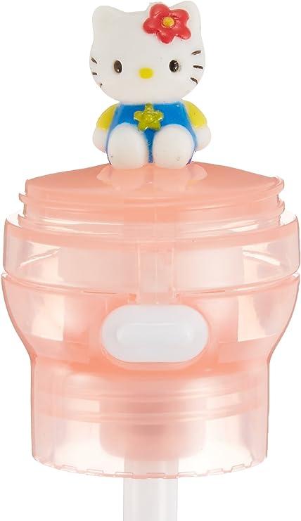 New Skater domed straw hopper cap Hello Kitty