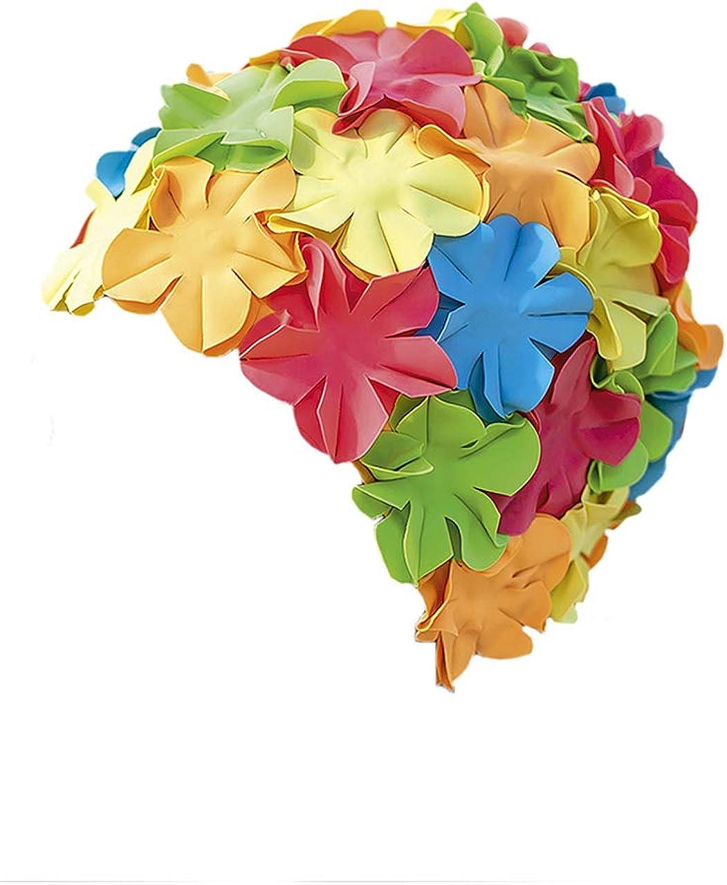 Fashy Multicoloured Petal Cap 3191 02