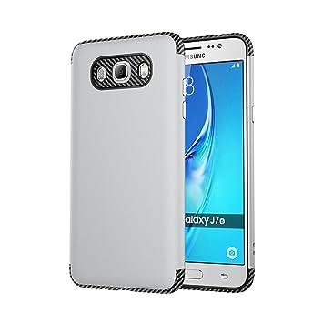 Funda Samsung Galaxy J7 (2016) J710, Lifeepro Fibra de ...
