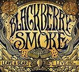 Blackberry Smoke: Leave A Scar - Live In North Carolina (Ltd. Double Gatefold, Blue Vinyl) [Vinyl LP] (Vinyl)