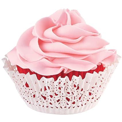 Wilton - Juego de moldes de papel para cupcakes (48 unidades, 5,08