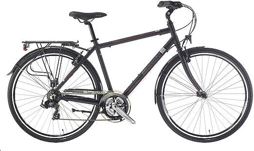 Bianchi - Bicicleta de ciudad Spillo Rubino para hombre, 28 ...