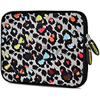 Amzer 7.75-Inch Designer Neoprene Sleeve Case Pouch for Tablet, eBook, Netbook (AMZ5031077)