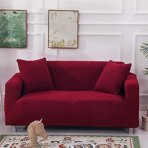 AMZJIEFU Fundas Sofas 3 Plazas,Funda para sofá Stretch ...