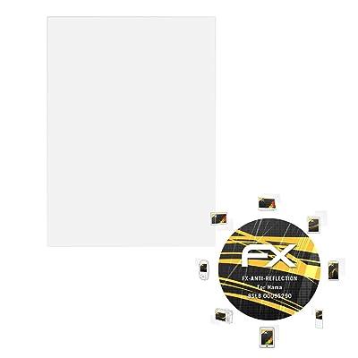 atFoliX Protecteur d'écran pour Hama 8SLB (00095290) Film Protection d'écran - FX-Antireflex Anti-reflet Film Protecteur
