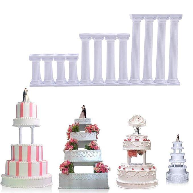 MOGOI Soporte para tartas con múltiples capas para decoración de ...