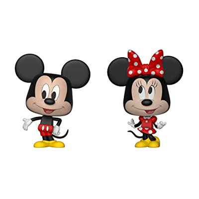 Funko VYNL: Disney- Mickey & Minnie 2 Pack: Toys & Games