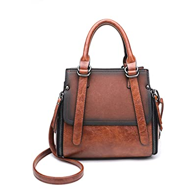 Image Unavailable. Image not available for. Color  GWQGZ New Lady Handbag  Fashion Shoulder Bag Simple ... 5cabe22c45f03