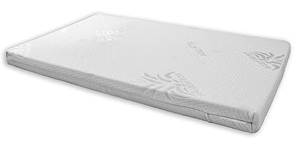 Colchón para cuna Chicco Next2me, 83 x 50 cm, antiasfixia e hipoalergénico