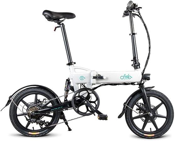 yummyfood FIIDO D2s Ebike, Bicicleta Eléctrica Plegable para ...