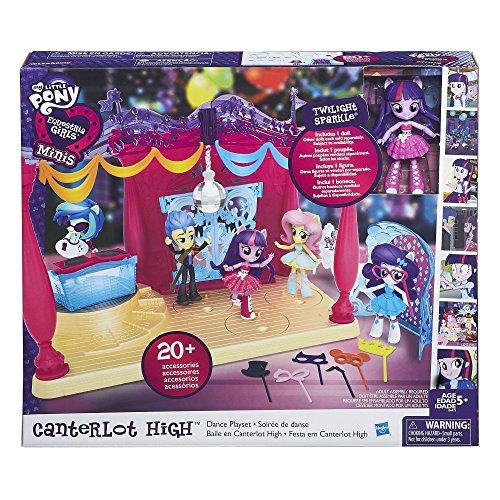 My Little Pony Equestria Girls Minis Canterlot High Dance Playset with Twilight Sparkle Doll JungleDealsBlog.com